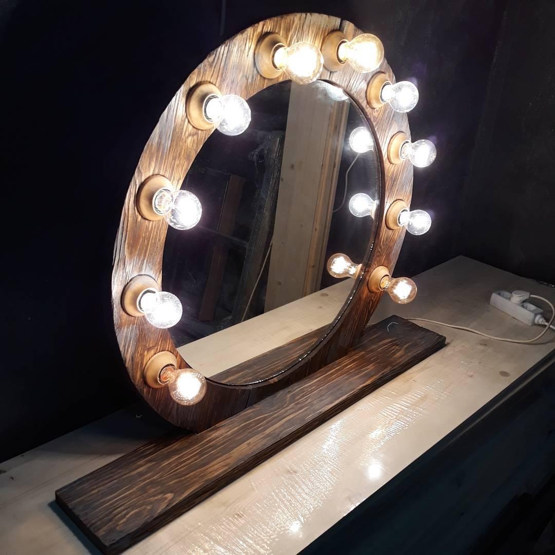 зеркало с подсветкой барановичи слоним несвиж ганцевичи ляховичи